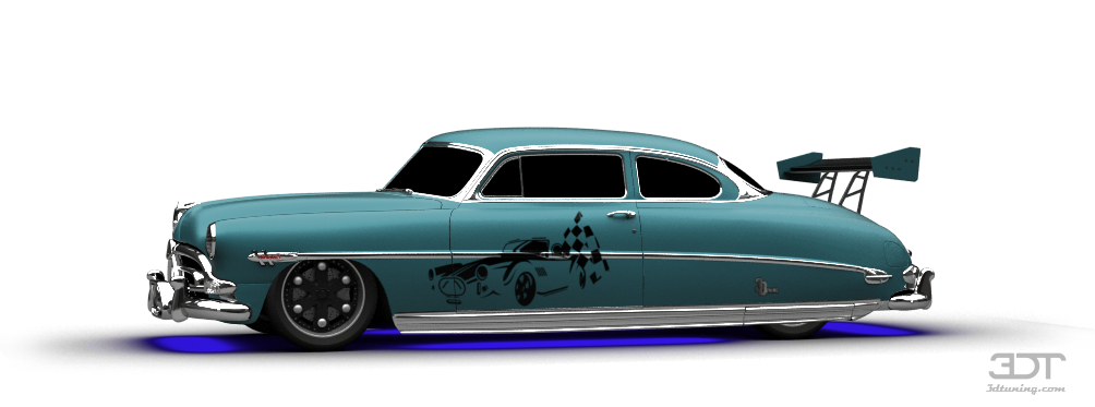 Hudson Hornet Coupe 1952 tuning