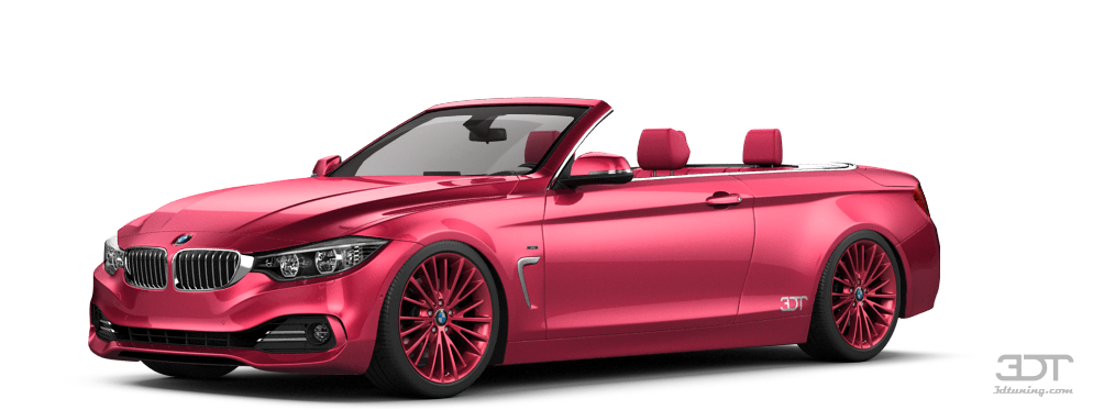 BMW 4 Series Convertible 2014 tuning