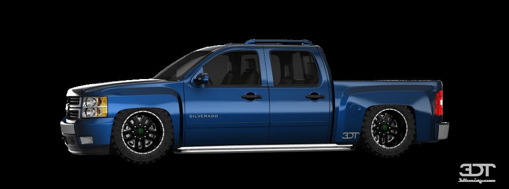 Chevrolet Silverado Crew Cab Truck 2007 tuning
