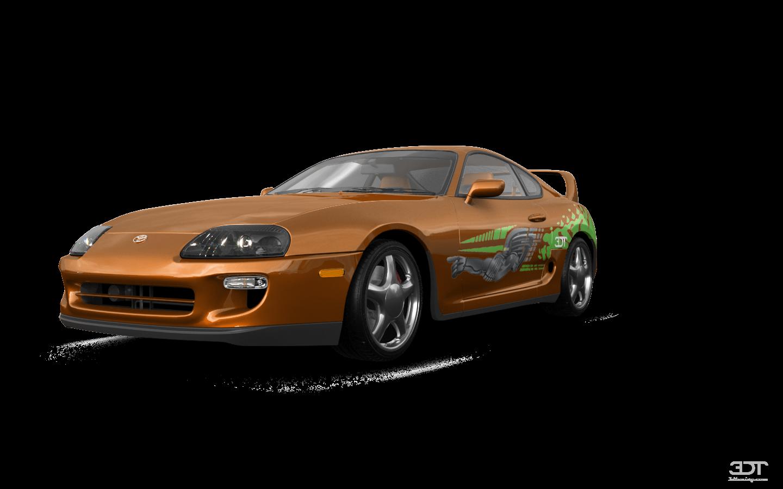Toyota Supra 2 Door Coupe 2000 tuning