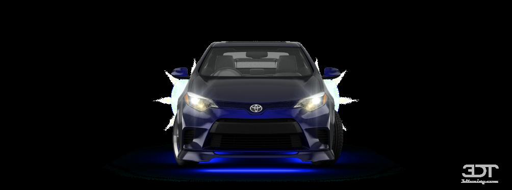 Toyota Corolla'14