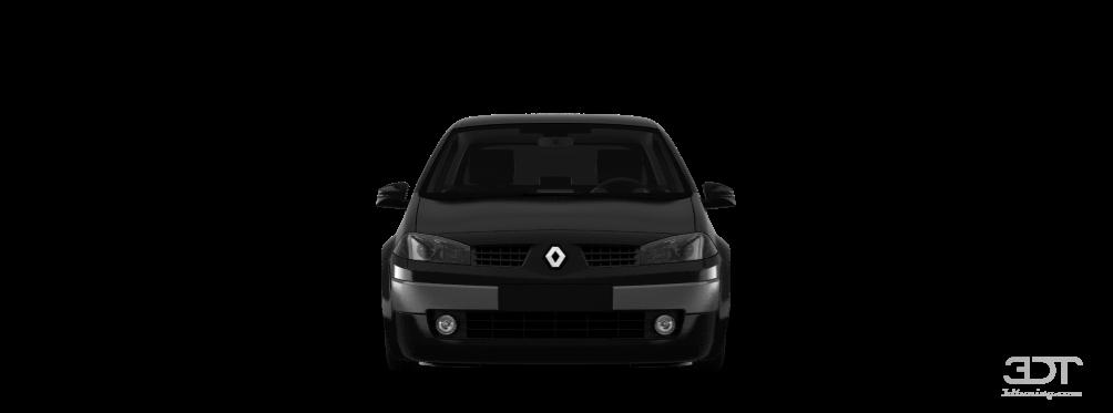 Renault Megane'02