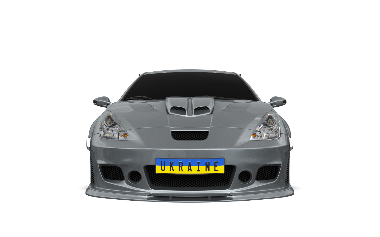 Toyota Celica'05