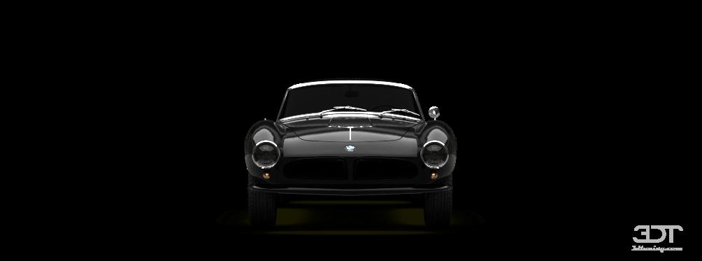 BMW 507'59