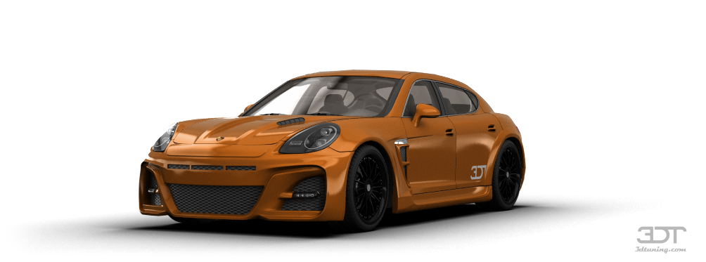 My Perfect Porsche Panamera