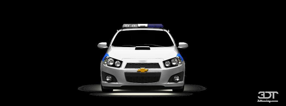 Chevrolet Aveo'10