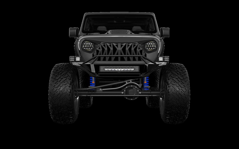 Jeep Wrangler Rubicon JL 4 Door SUV 2017