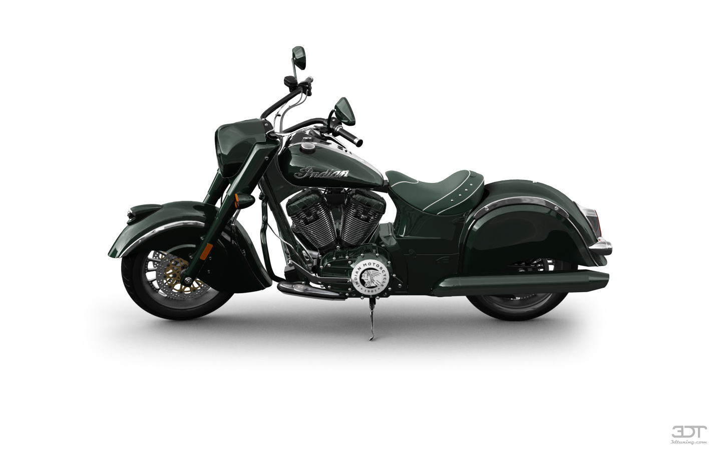 Indian Chief Dark Horse'16