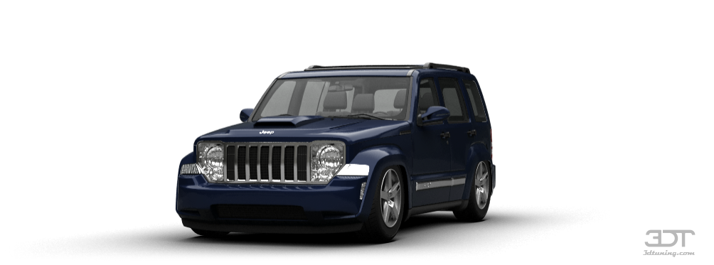 3dtuning Of Jeep Liberty Suv 2008 3dtuning Com Unique On