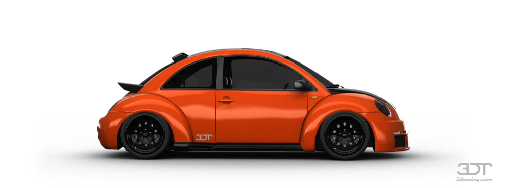My Perfect Volkswagen Beetle Turbo
