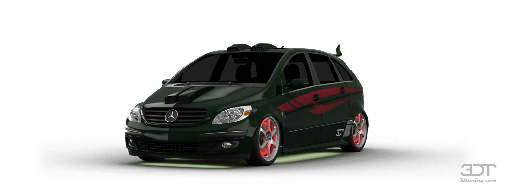 Mercedes B-Class'05