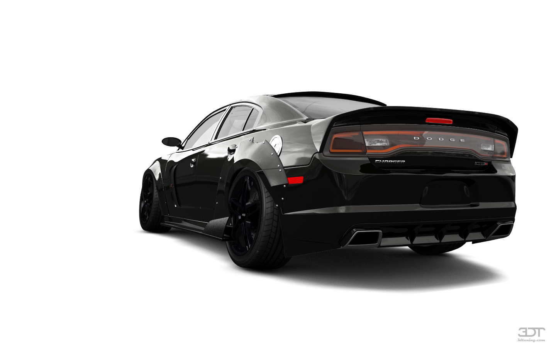 Dodge Charger SRT8 Sedan 2011 tuning