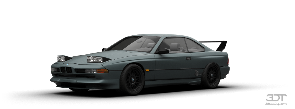 BMW 8 series Coupe 1989 tuning