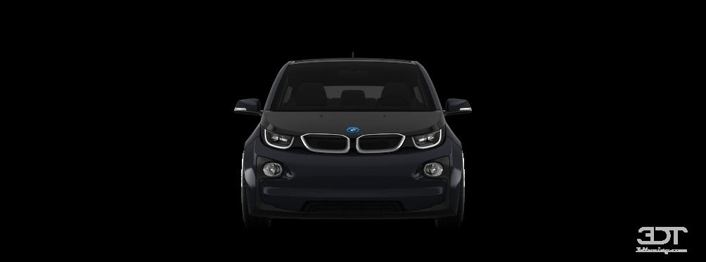 My perfect BMW i3 series.
