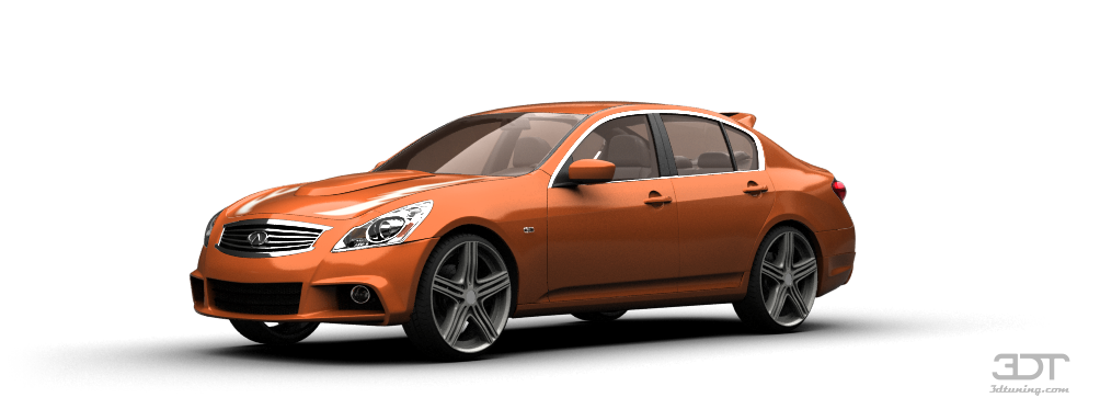 Infiniti G37 Sedan 2011 tuning