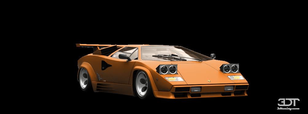 Lamborghini Countach'82