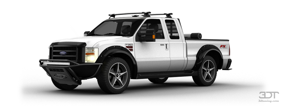 Ford F-350 SuperCab'10