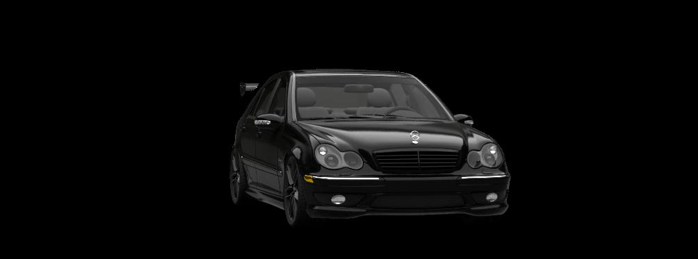 Mercedes C class'01
