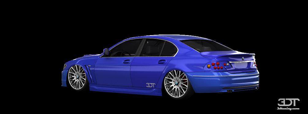 BMW 7 series Sedan 2001 tuning