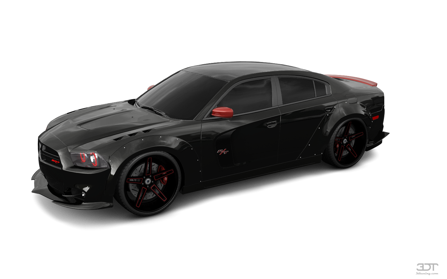 Dodge Charger SRT8 Sedan 2011 tuning