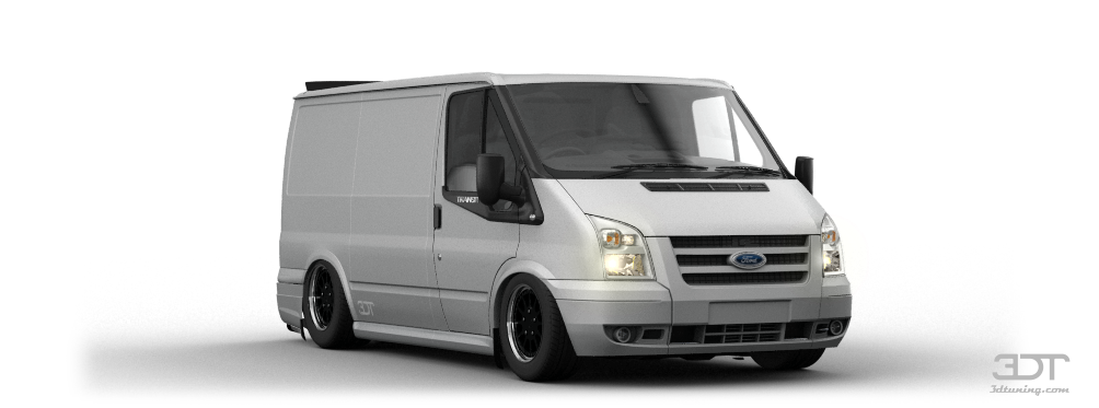 ford transit supersportvan van 2011 tuning. Black Bedroom Furniture Sets. Home Design Ideas