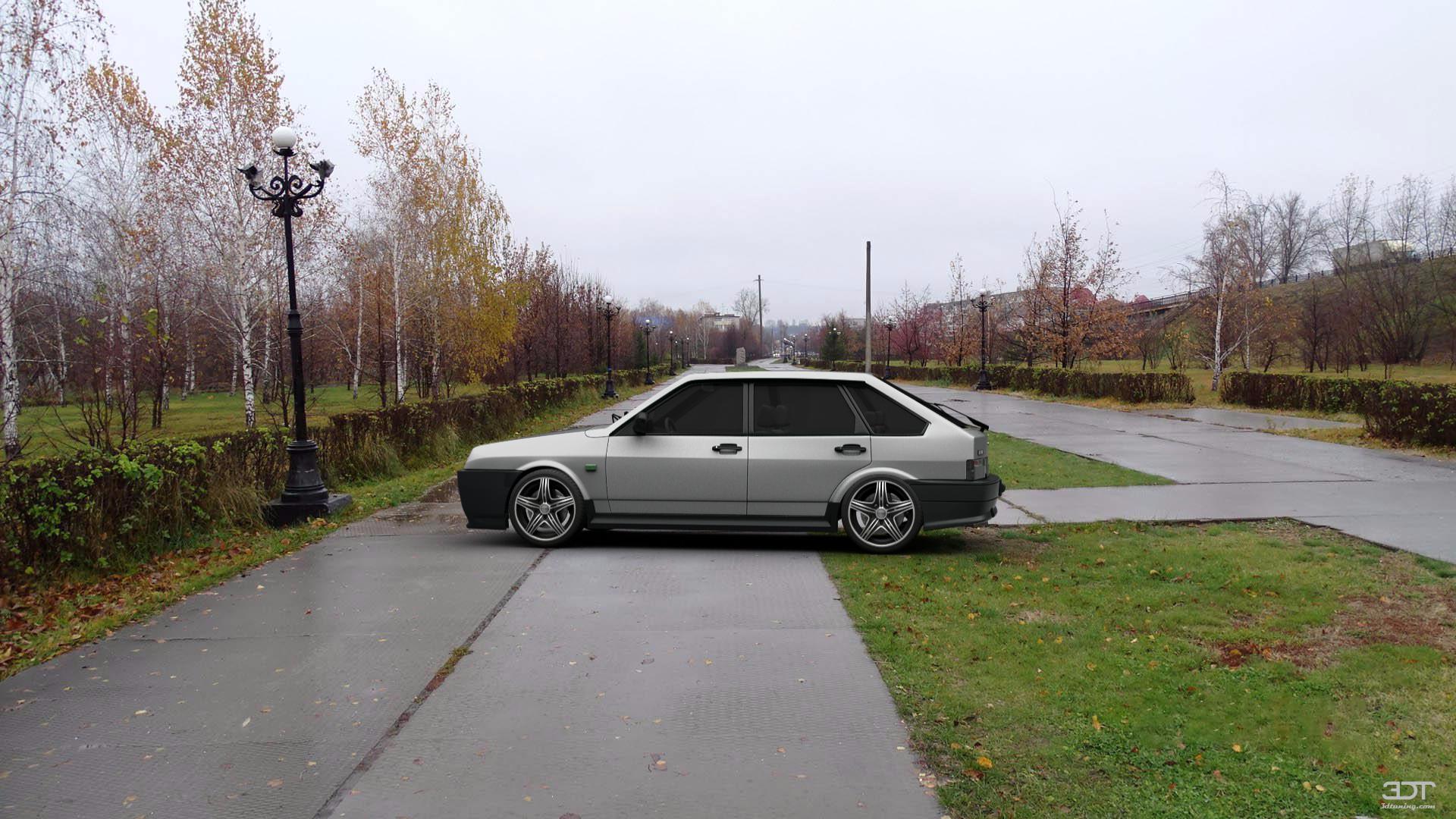 Тюнинг новый для автомобиля