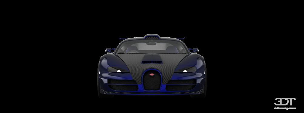 Bugatti Veyron'05