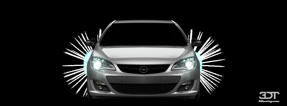 Custom Parts  Opel Astra Custom Parts