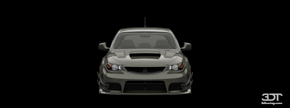 Subaru Impreza 5 Door Hatchback 2007