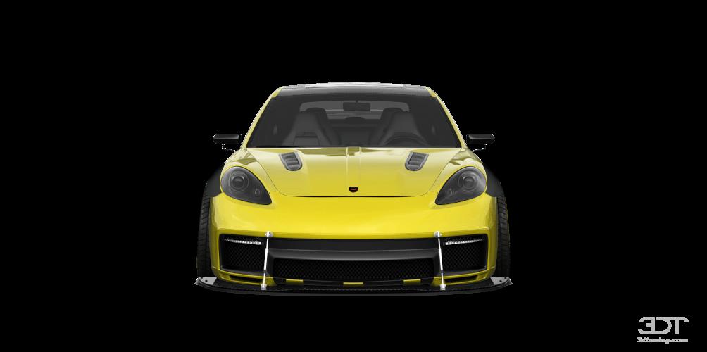 Porsche Panamera'12