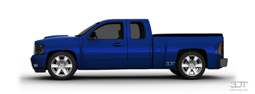 Chevy Truck Wheels >> My perfect Chevrolet Silverado Extended Cab.