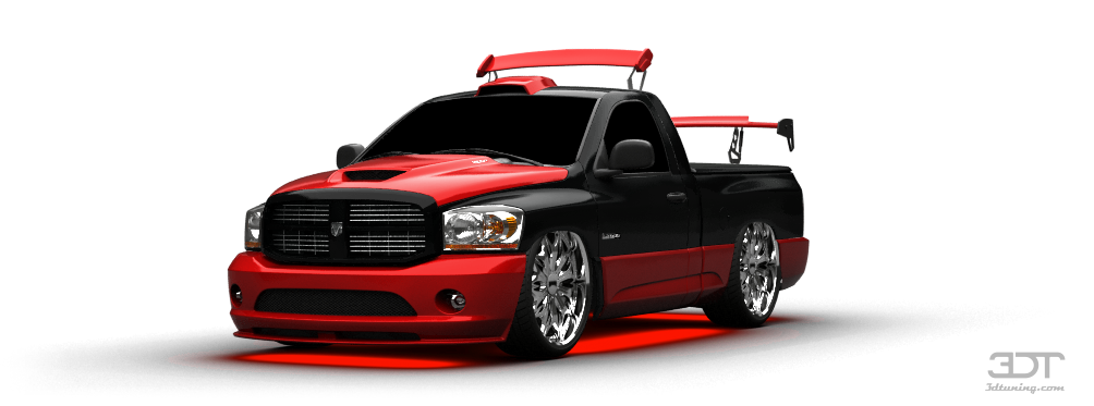 My Perfect Dodge Ram Srt 10