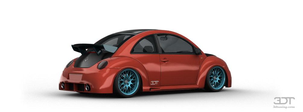 3dtuning Of Volkswagen Beetle Turbo Hatchback 2004