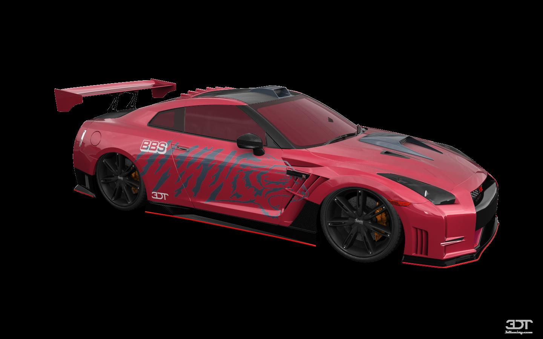 Nissan GT-R'10