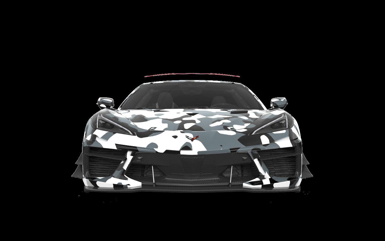 Chevrolet Corvette 2 door targa top 2020