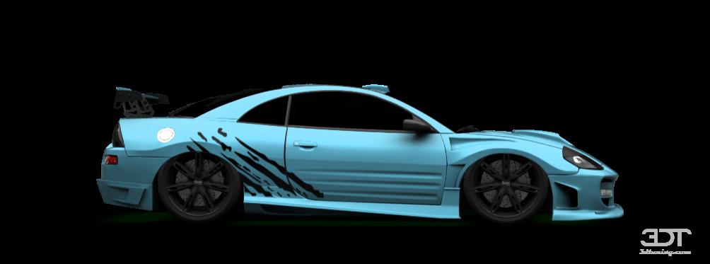 mitsubishi eclipse 2003 custom. mitsubishi eclipse coupe 2003 tuning custom