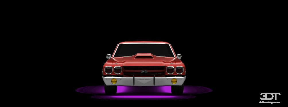 Chevrolet El Camino SS-454'70
