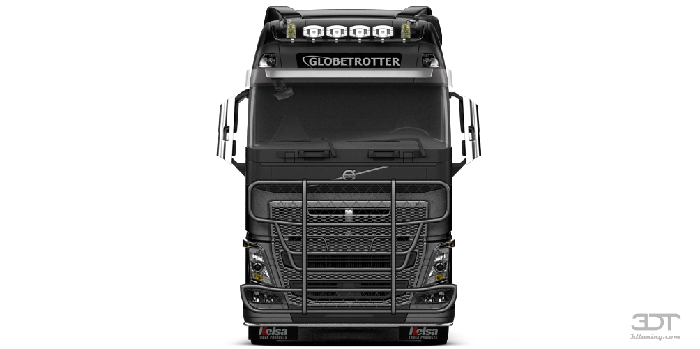 Volvo FH16 Globetrotter XL Cab Truck 2013