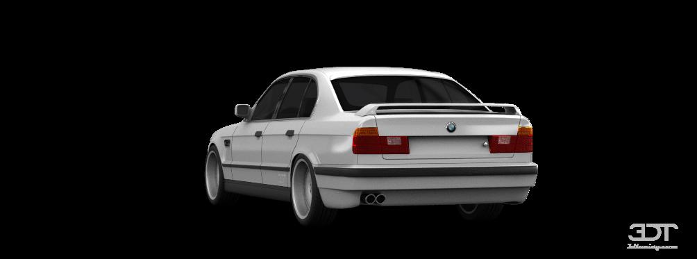BMW 5 Series'87