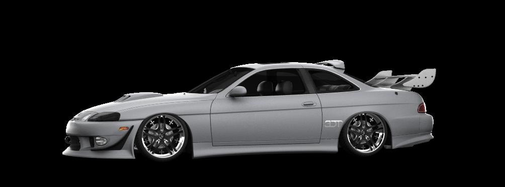 Lexus SC300 Coupe 1997 tuning
