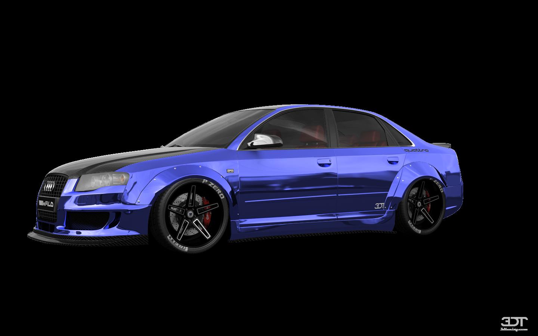 Audi A4 4 Door Saloon 2004 tuning