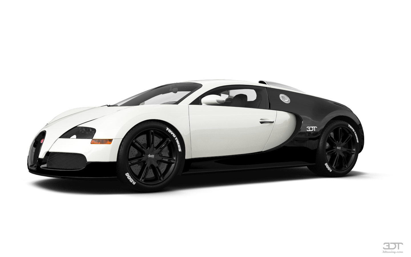 Bugatti Veyron 2 Door Coupe 2005 tuning