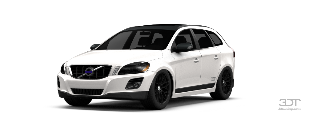 volvo xc60 crossover 2009 tuning. Black Bedroom Furniture Sets. Home Design Ideas