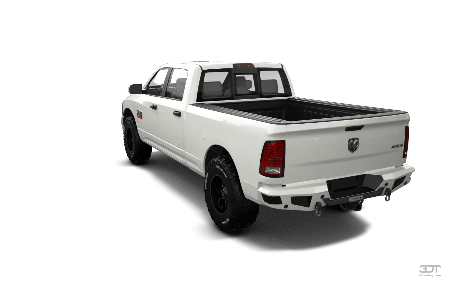 Dodge Ram 2500 4 Door Truck 2014 tuning