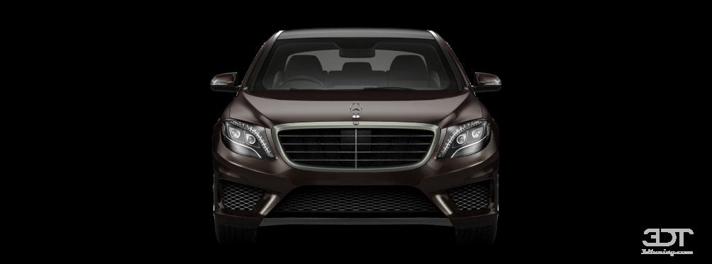 Mercedes S class sedan 2014