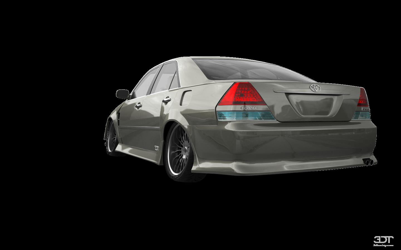 Toyota Mark II'02
