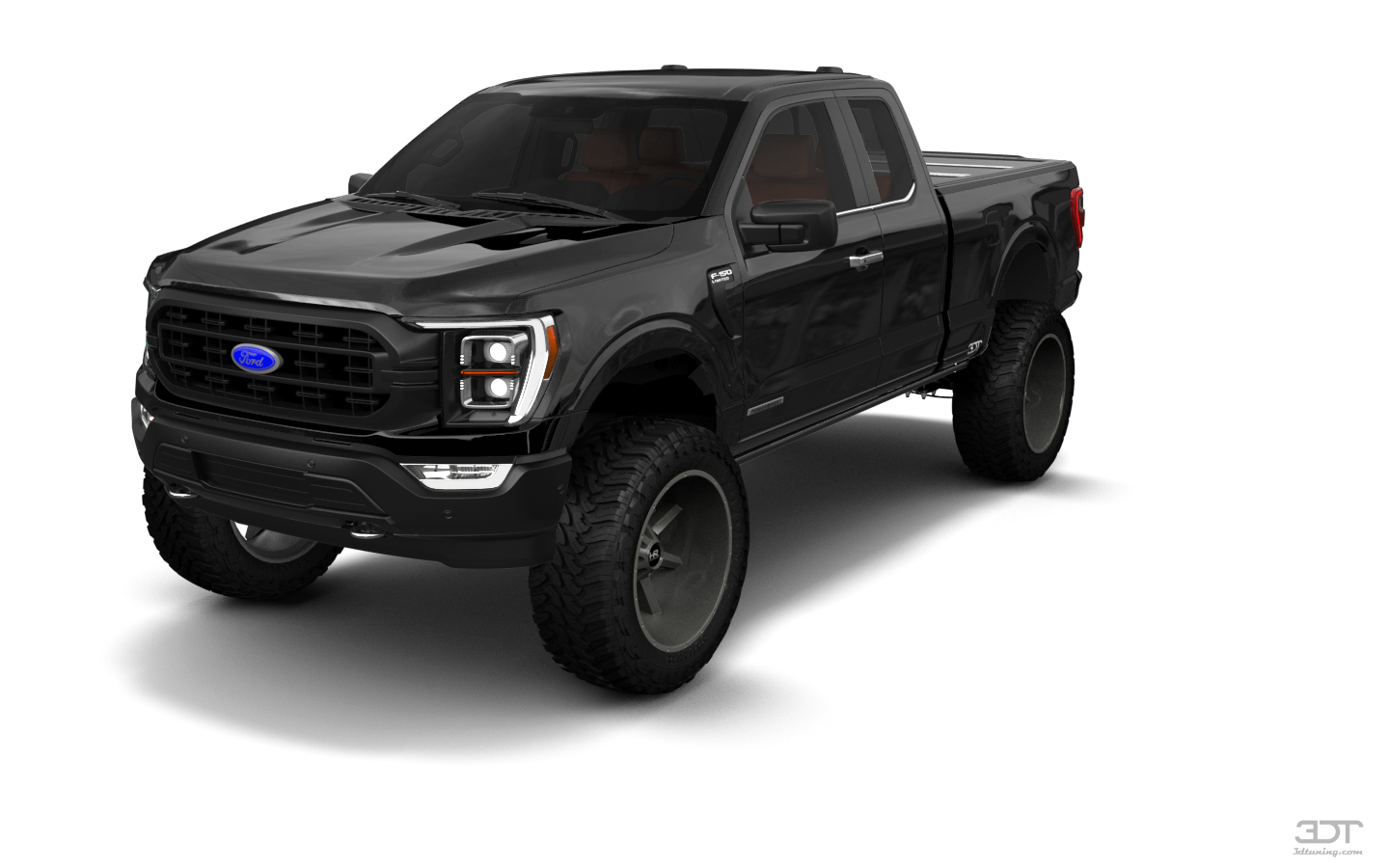 Ford F-150 Double Cab'21