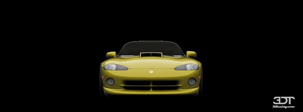 Dodge Viper Convertible 2000