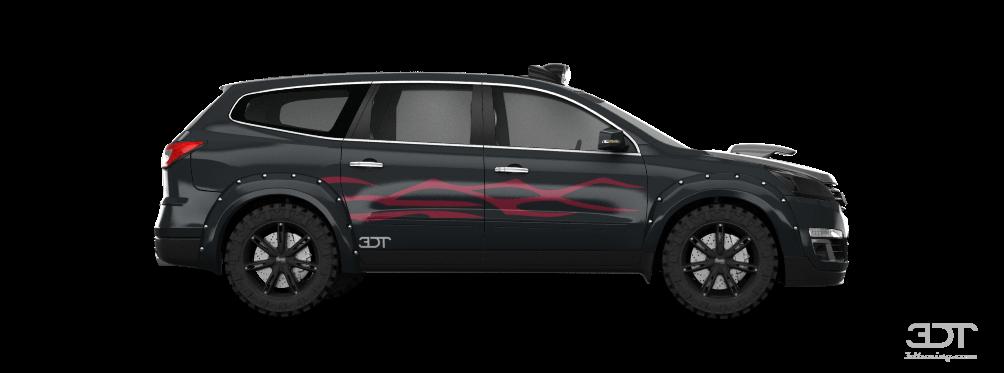 3DTuning of Chevrolet Traverse SUV 2013 3DTuning.com ...