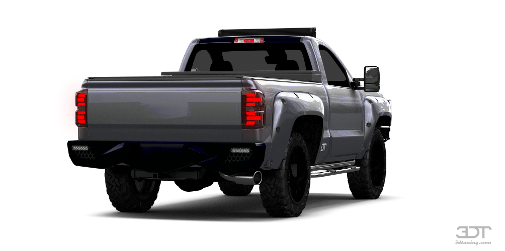 Chevrolet Silverado 1500 Regular Cab'15